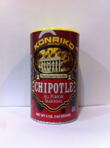 Konriko Chipotle Seasoning, Non-GMO, Wheat Free, Gluten Free