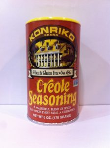 Konriko Creole Seasoning, Non-GMO, wheat and gluten free