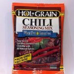 HOL-GRAIN® Chili Seasoning Mix