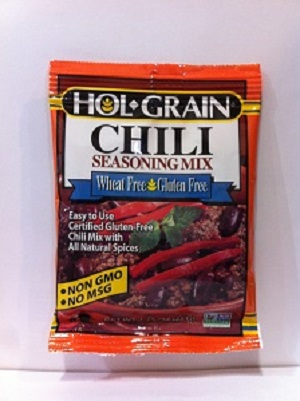 Hol Grain Chili Mix, Wheat Free, Gluten Free