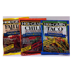 Hol Grain Seasoning Mixes, Non-GMO, No MSG