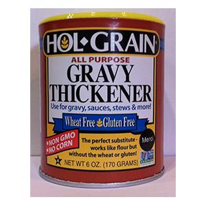 Hol Grain Gravy Thickener, Konriko