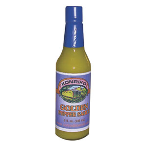 Konriko Golden Pepper Sauce