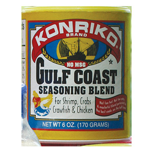 Konriko Gulf Coast Seasoning Blend