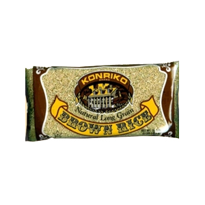 Konriko Brown Rice, Conrad Rice Mill, Non-GMO