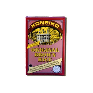 Konriko Original Brown Rice, Conrad Rice Mill, Non-GMO