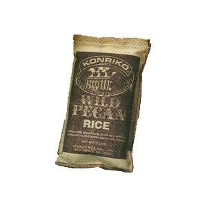 Konriko Wild Pecan Rice, Conrad Rice Mill, Non-GMO, Wheat Free, Gluten Free